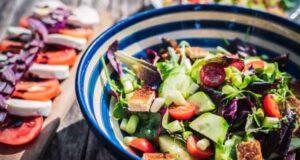 Yeşil salata tarifi, nasıl yapılır?
